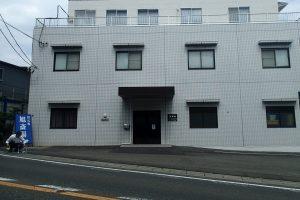 一休庵久保山斎場 正面入口