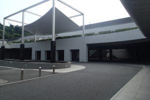横浜市北部斎場火葬場