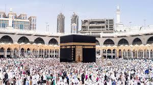 イスラム教の聖地