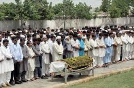 イスラム教の葬儀